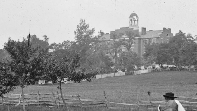 Gettysburg's Lutheran Seminary Takes Courageous Stand on Confederate Flag
