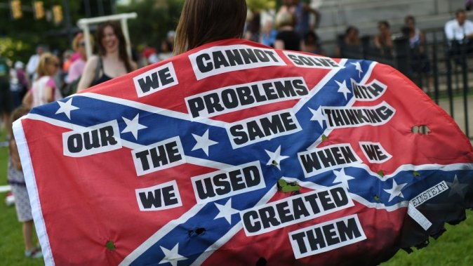 Leave It To Southerners To Decide If It's Dixie's Fault