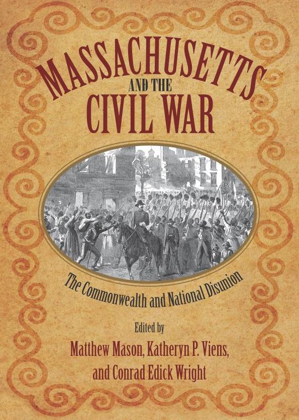 Massachusetts and the Civil War