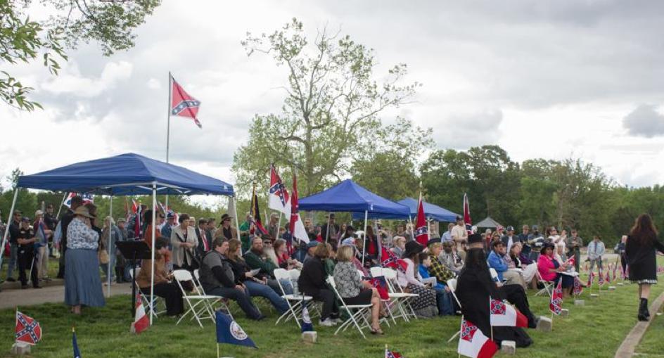 One Final Confederate Memorial Day Celebration