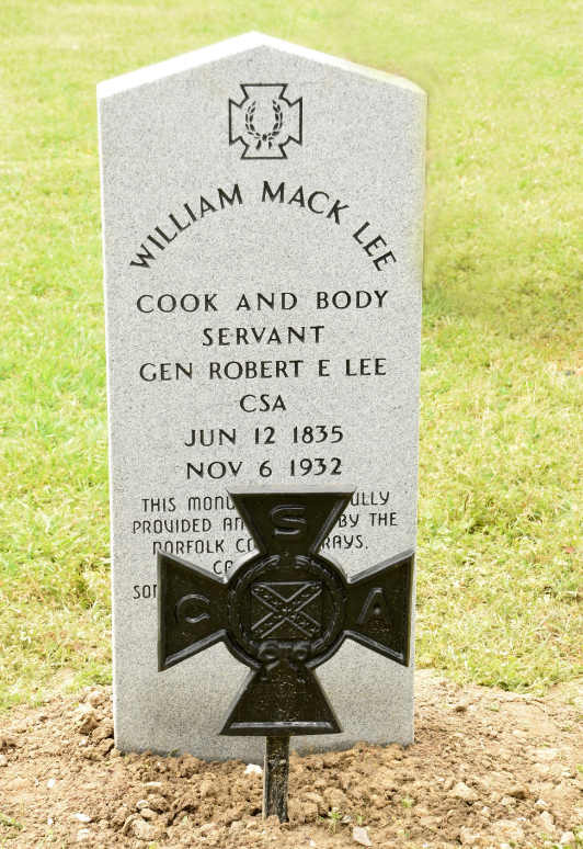 William Mack Lee