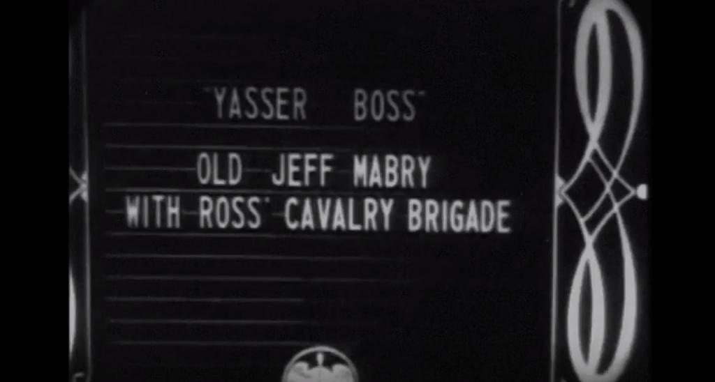 Old Jeff Mabry