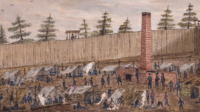 civil war prison camp essay Prison mortalities: many prisoners died in civil war prison camps, some from disease and infection, some from beatings and trigger happy guards, and some from.