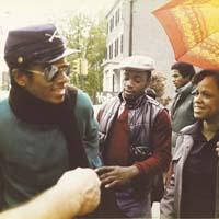 Michael Jackson in Confederate Kepi