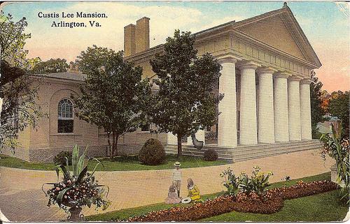 Arlington House Postcard