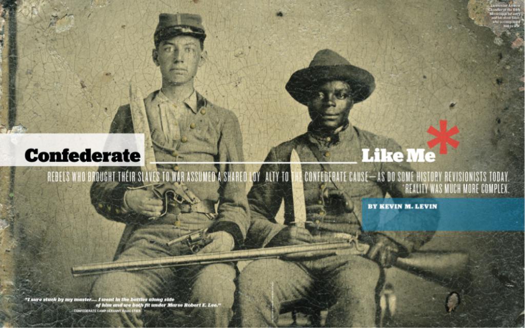black confederate