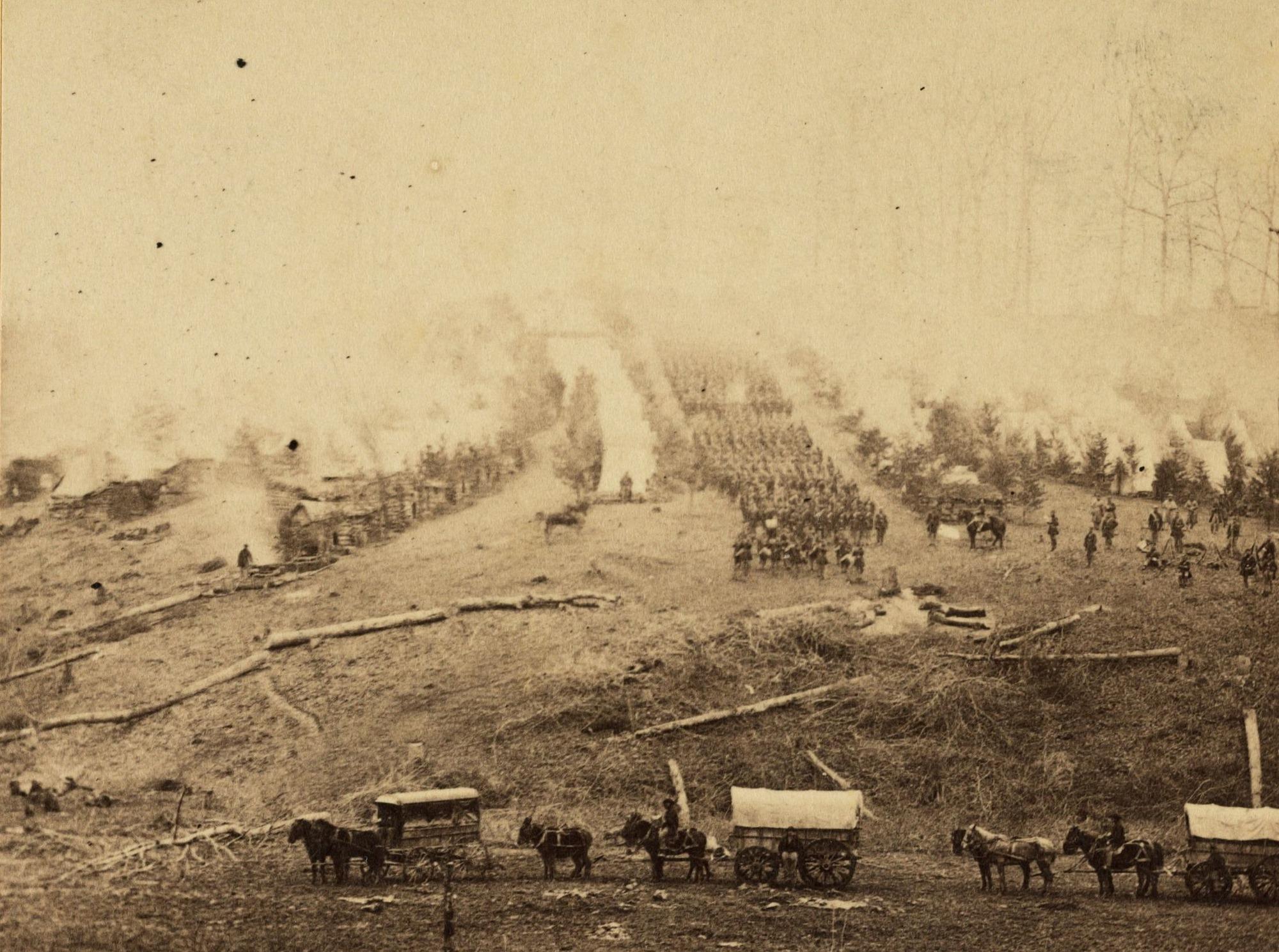 parade-through-camp-1863