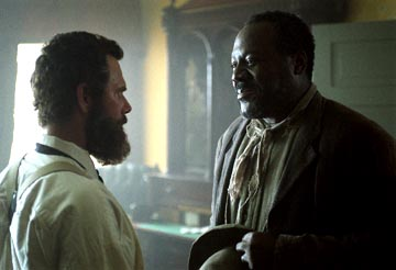 """Jim Lewis and Jackson in """"Gods and Generals""""."""