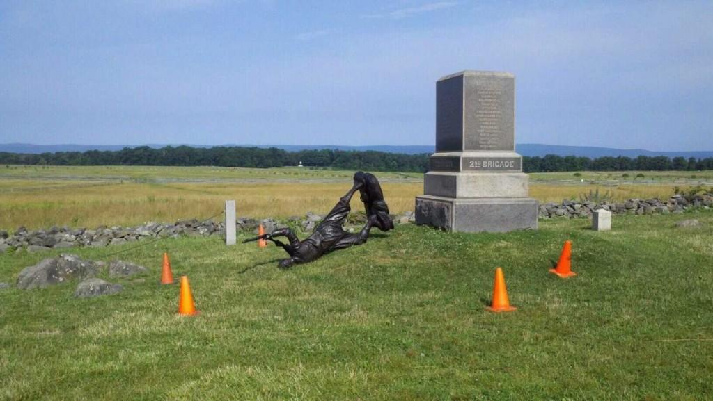 Gettysburg Storm Damage