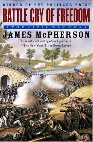 McPherson Battle Cry of Freedom