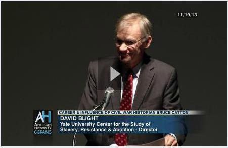 David Blight at Gettysburg College