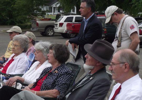 Prattville Dragoons Confederate Memorial Day 2014