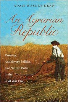Dean An Agrarian Republic
