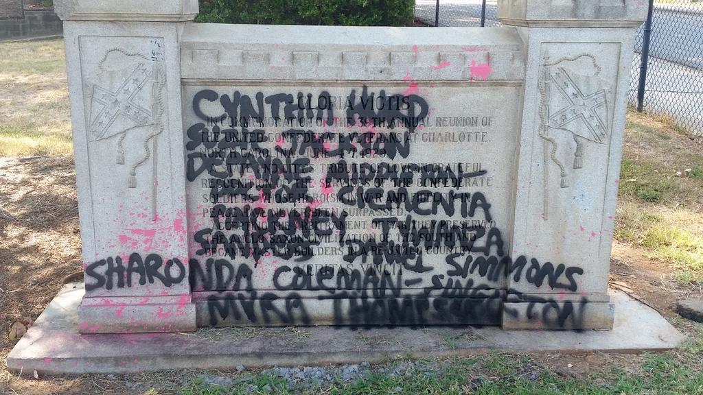 Confederate Monument, Charlotte