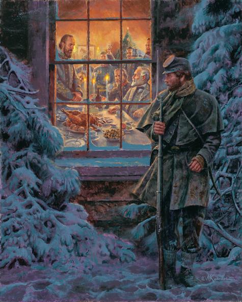 Kunstler Christmas